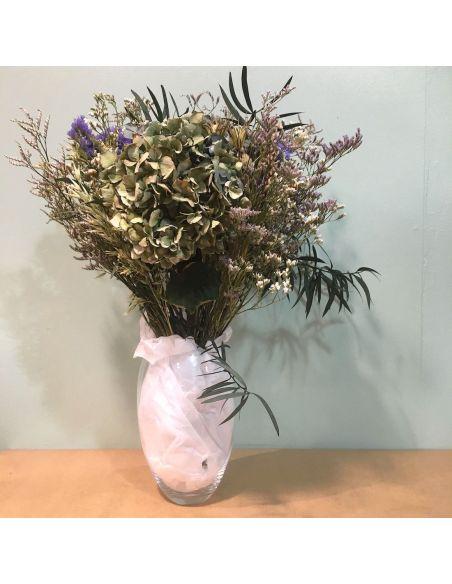 bouquet de fleurs séchées Hortense