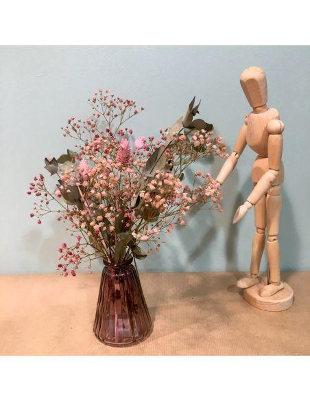 mini vase rose