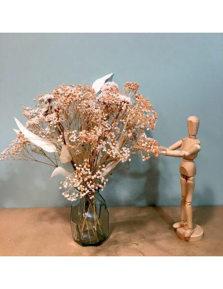 vase origami transparent