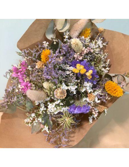 bouquet de fleurs séchées Juliette