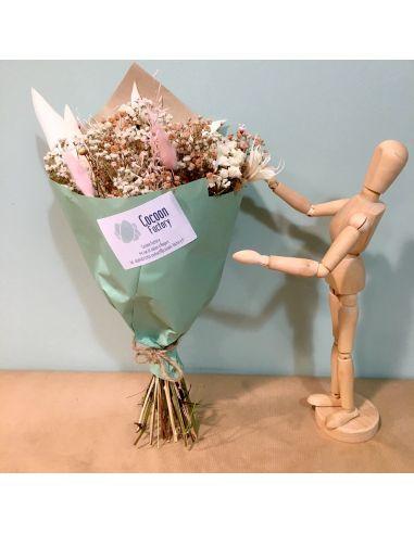 bouquet de fleurs séchées Amélie