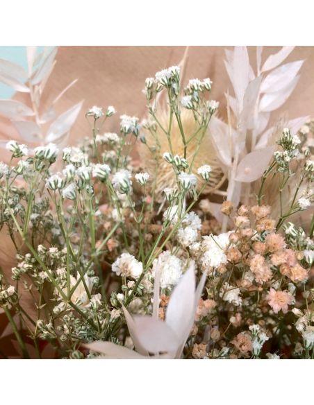 bouquet de fleurs séchées Marie