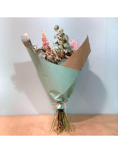 bouquet de fleurs séchées Louise