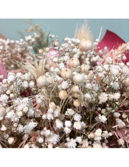 bouquet de fleurs séchées Manon