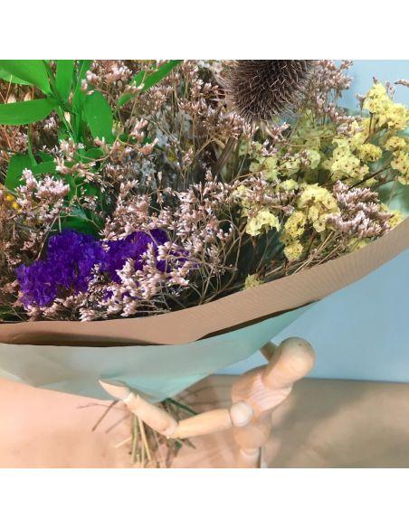 bouquet de fleurs séchées Amandine